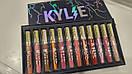 Набор матовых жидких помад Kylie Weather Collection NEW 2018 (12 цветов), фото 7