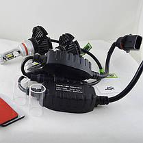 Комплект LED ламп в основные фонари серии SL7S Цоколь P13W, 25W, 4000 Люмен/Комплект, фото 3