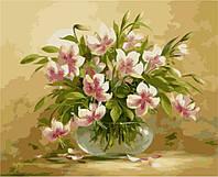 Картина-раскраска Цветочная нежность MG1064 40 х 50 см 950