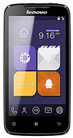 "Lenovo IdeaPhone A375e MSM7627A 4.0"" черный CDMA, фото 1"