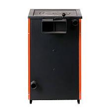 Твердотопливный котел MaxiTerm 14П с варочной поверхностью, фото 3