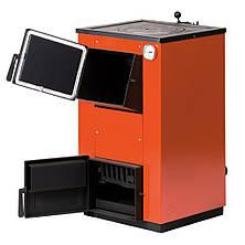 Твердотопливный котел MaxiTerm 14П с варочной поверхностью, фото 2