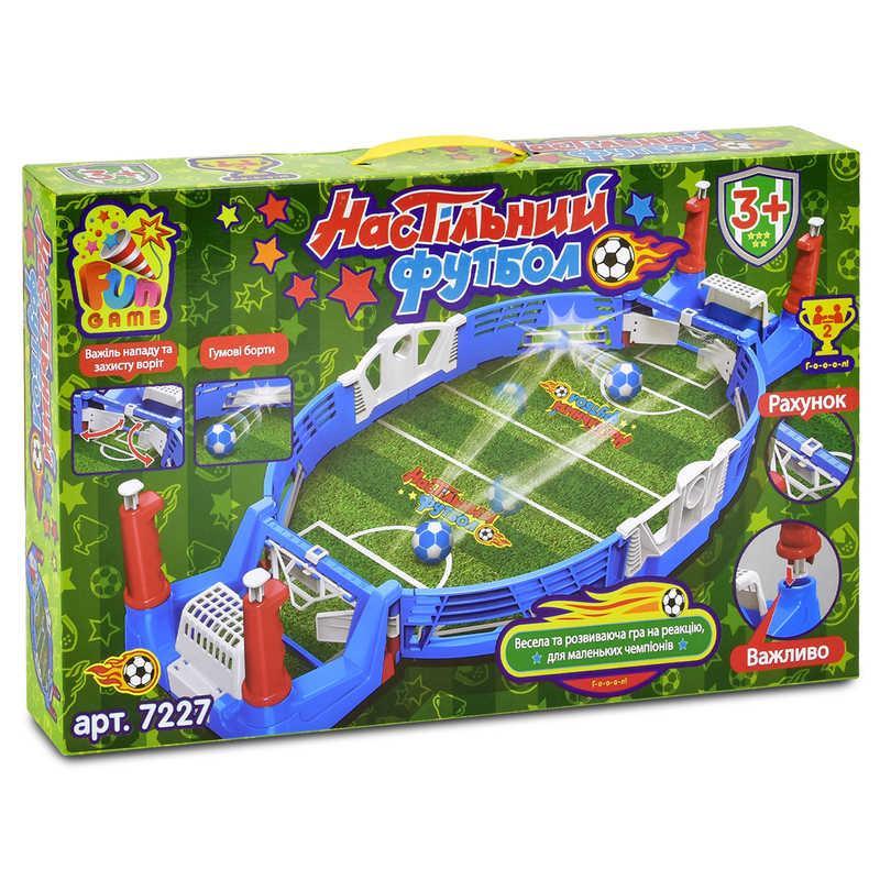 "Игра 7227 ""Футбол"" (12) ""FUN GAME"", в коробке"
