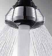 Многофункциональная насадка-аэратор на смеситель – гениальное изобретение для экономии до 40% воды