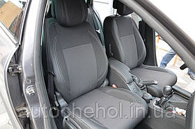 Авточехлы на Renault Megane 3 раздельная спинка MW_BROTHERS