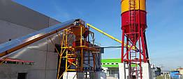 Стационарный бетонный завод GNR-SBS 30 General Makina