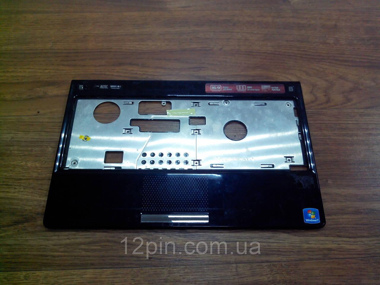 Средняя часть корпуса топкейс  ноутбука Asus U30A б.у. оригинал.