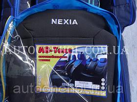 Авточехлы на сиденья Daewoo Nexia 2006, чехлы на нексию 2006, автекс