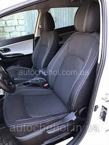 Авточехлы на сиденья Kia Ceed, Cobra