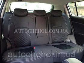 Авточехлы на сиденья Kia Sportage III, Cobra