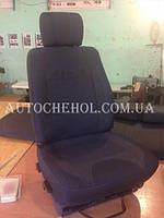 Авточехлы на сиденья Mersedes Vito 1996 - 2003 1+1, Cobra