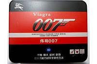 Препарат Агент 007 - ефективний препарат для потенції 60 шт, фото 1