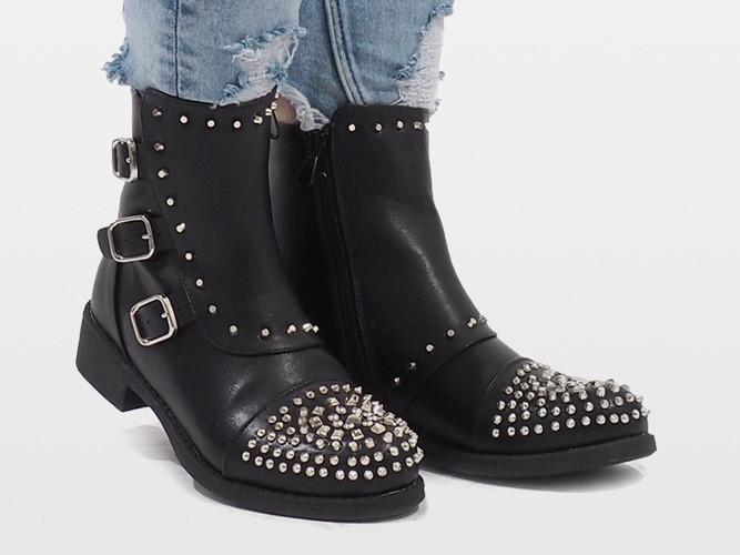 Женские ботинки Stickland