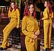 Стильный брючный женский костюм 3902, фото 2
