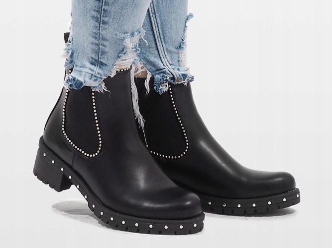 Женские ботинки  Janus