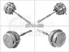 Актуатор / клапан турбины Opel 1.4 Ecotec - 781504, 860156