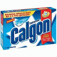 Средство для смягчения воды и улучшения качества стирки 35 таблеток 2в1 Calgon