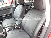 Авточехлы экокожа на Mersedes V 201, производитель АвтоМир