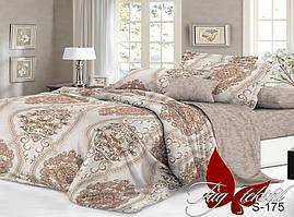 Семейный комплект постельного белья с компаньоном S175