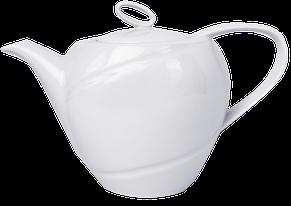 Заварочный чайник рифленый 1400 мл, фото 2