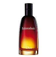 Christian Dior  Fahrenheit 100ml edt (страстный, освежающий, прохладный, знойный, мужественный)