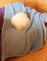 Одеяло шерстяное одностороннее, Евро Двуспальное , фото 1