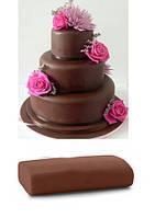 Мастика коричневая универсальная 1 кг
