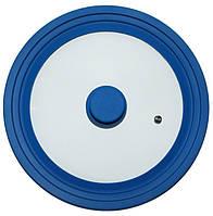 Универсальная крышка Bona для посуды от Ø24 до Ø28см с пароотводом