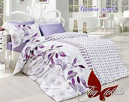 Семейный комплект постельного белья Самба