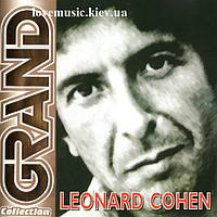 Музичний сд диск LEONARD COHEN Grand collection (2003) (audio cd)