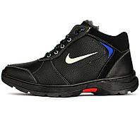 Кроссовки мужские зимние - ботинки (ЮА-66чсн)