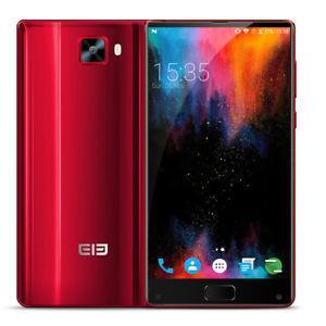 "Смартфон Elephone S8 4/64Gb Red, 2sim, 21/8Мп, экран 6"" Amoled, 4000mAh, GPS, 4G, Helio X25, 10 ядер"