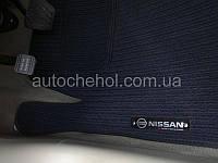 Ворсовые текстильные коврики на пол Nissan Teana