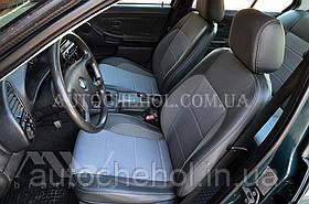 Качественные автомобильные чехлы на сиденья BMW 3 E36, Premium style