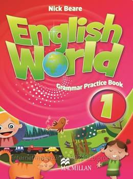 English World 1 Grammar Practice Book ISBN: 9780230032040