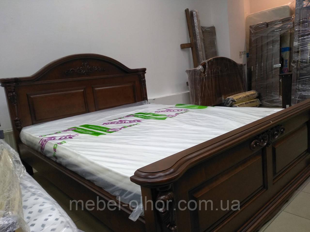 Кровать Корадо -2 массив дерева