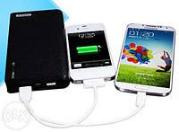 Портативное зарядное устройство с USB Smart Power Bank 20000mAh