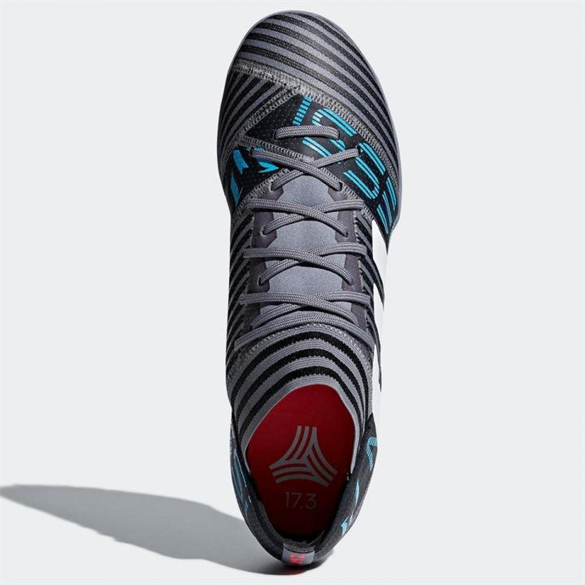 ea6ba7c4 Сороконожки adidas Nemeziz Messi Tango 17.3 Astro Turf Grey/White/Blk -  Оригинал, цена 1 799 грн., купить в Луцке — Prom.ua (ID#796433311)