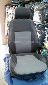 Качественные автомобильные чехлы на сиденья Opel Astra H, Premium style