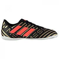 10c64631 Футзалки adidas Nemeziz Messi Tango 17.4 Indoor Black/Gold - Оригинал