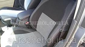 Качественные автомобильные чехлы на сиденья Renault Megane 2, Premium style
