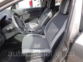 Качественные автомобильные чехлы на сиденья Renault Megane 3, Premium style