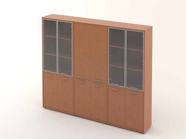 Комплект мебели для персонала серии Техно плюс композиция №18 ТМ MConcept, фото 2