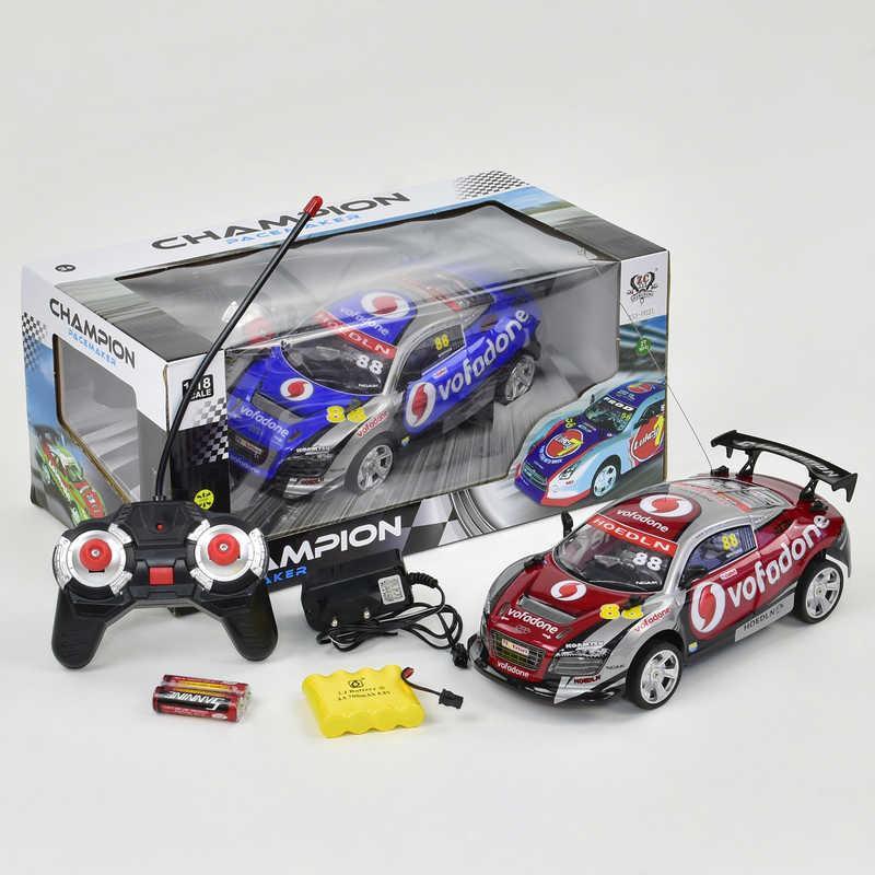 Машина на р/у 333 - Р021 (24) 2 цвета, аккум. 4.8V, подсветка, в коробке