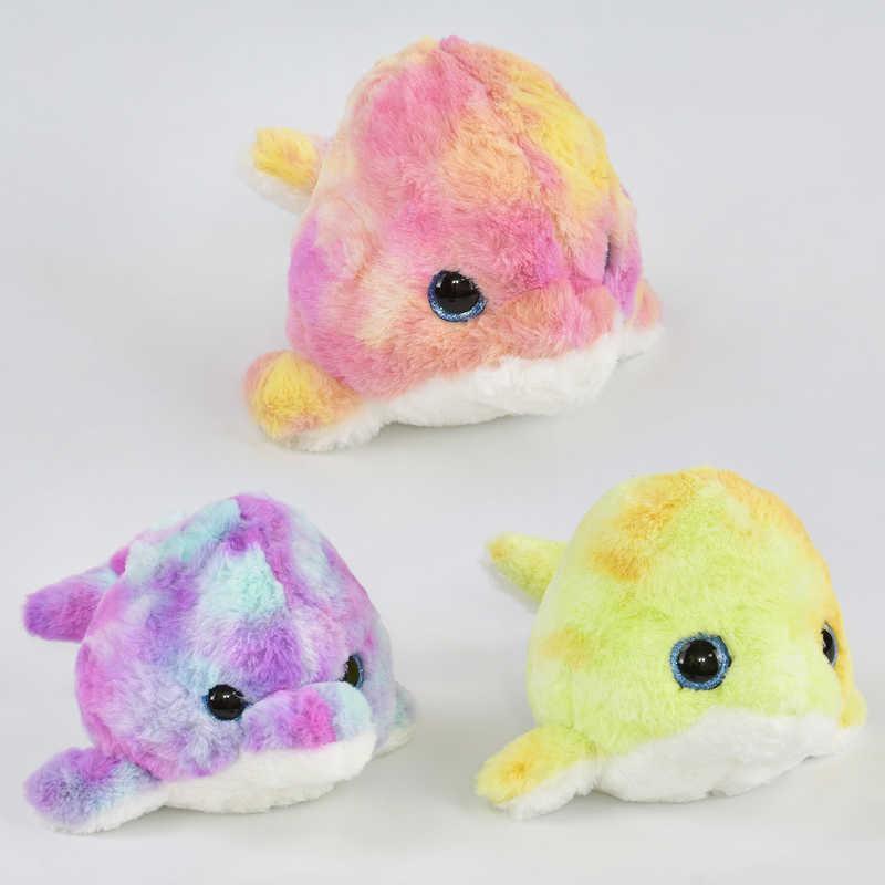 """Мягкая игрушка С 29208 (180) 3 цвета, """"Дельфинчик"""""""