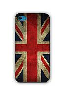 Чехол для iPhone 4s (Британский флаг)