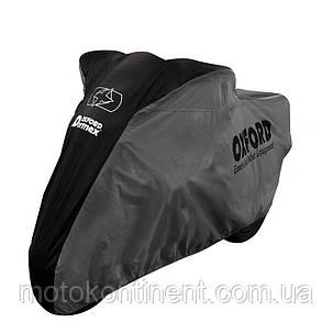 Моточехол Oxford Dormex Indoor Cover Размер S: 203 x 83 x 119 оксфорд  CV401, фото 2