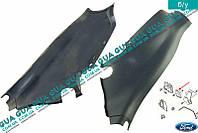 Внутренняя обшивка ( молдинг ) накладка стойки задней левой 91ABA31017AEW Ford ESCORT 1992-1995