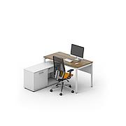 Комплект мебели для персонала серии Джет композиция №2 ТМ MConcept
