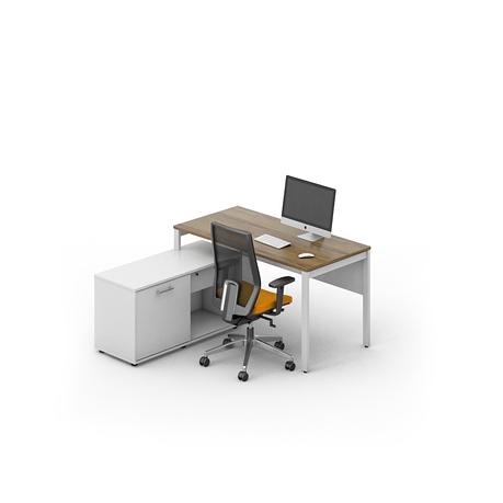 Комплект мебели для персонала серии Джет композиция №2 ТМ MConcept, фото 2